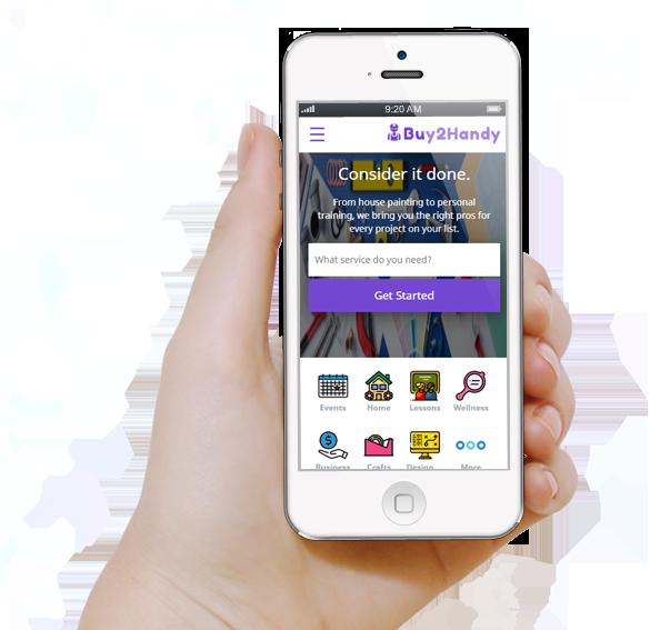 Handy ios app