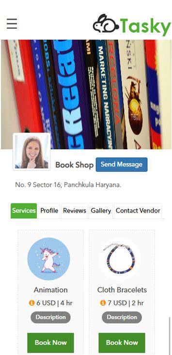 Service Provider company Profile