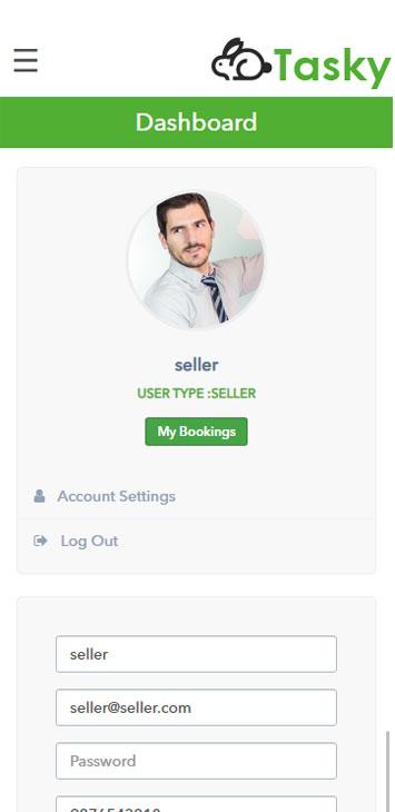 Service Provider Profile