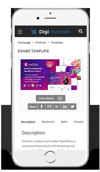 Themeforest ios app