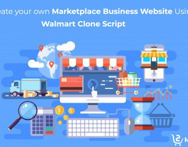 Walmart Clone Script
