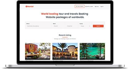 multi vendor ecommerce script - airbnb clone