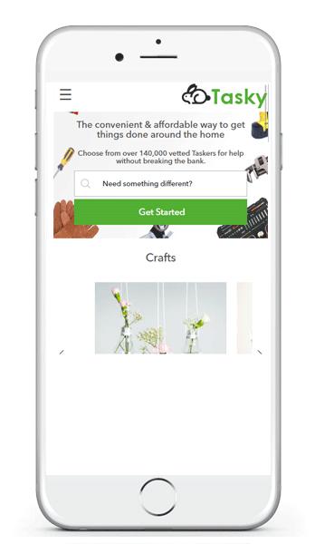 Taskrabbit clone ios app