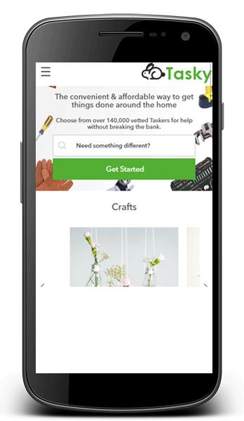 Taskrabbit clone android app