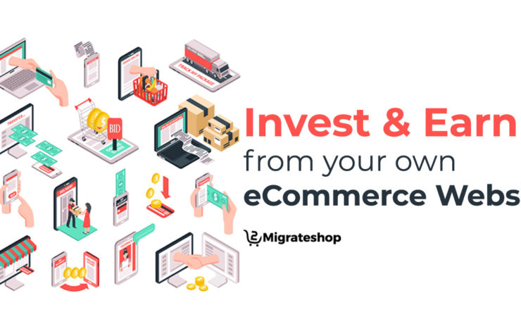 ebay clone script for invest and earn from ecommerce website