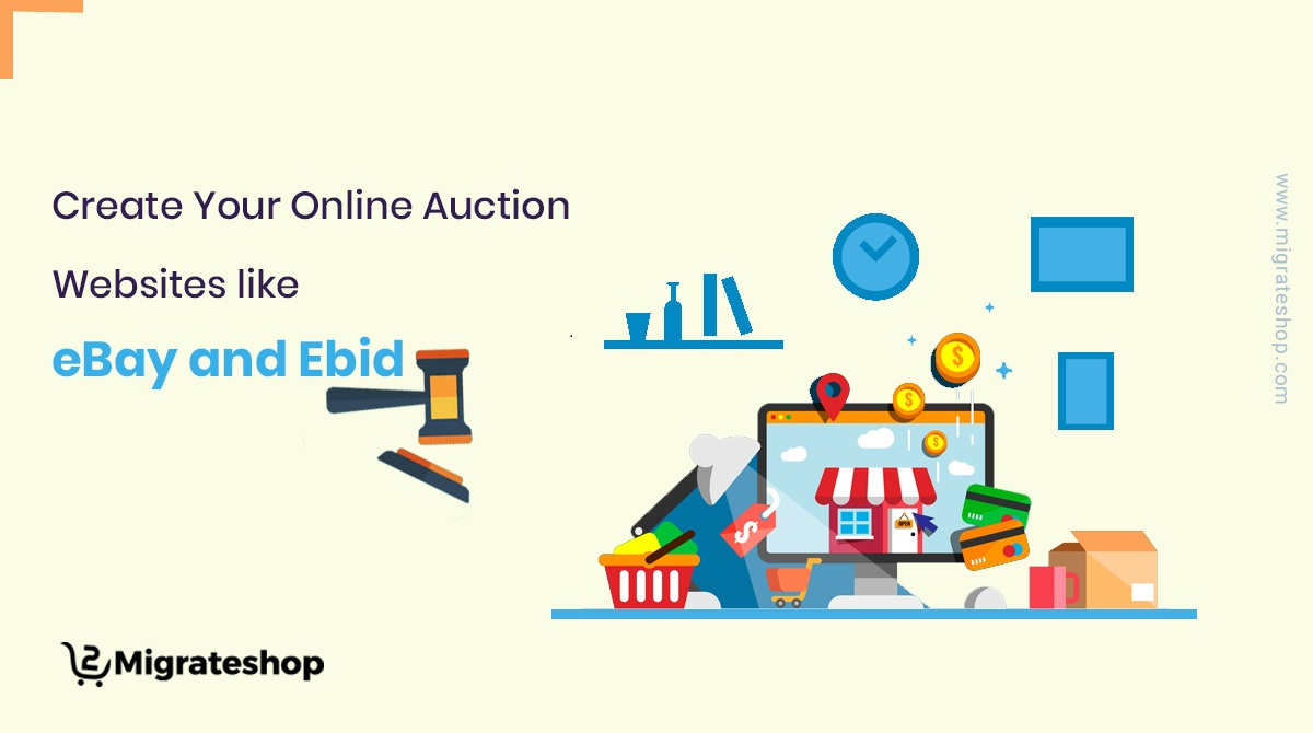Create Your Online Auction Website Like Ebay With Our Ebay Clone Script