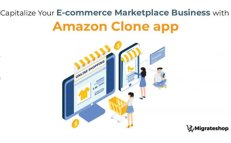 amazon clone app