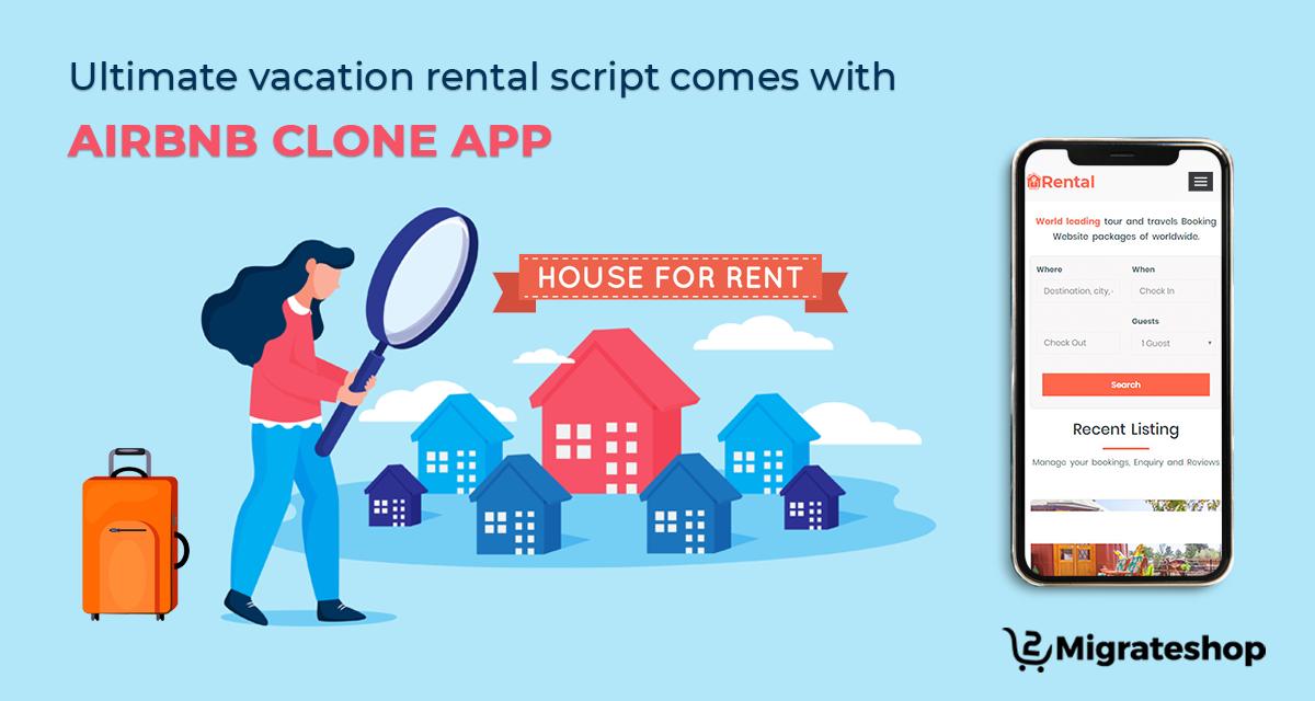 Airbnb clone app