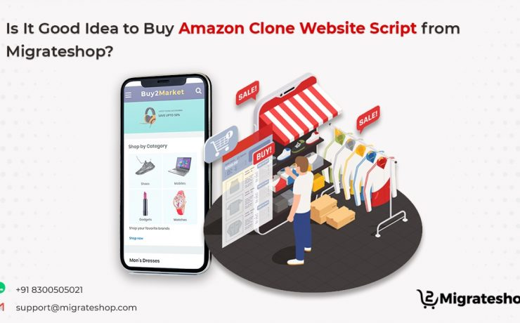 Amazon Clone Website