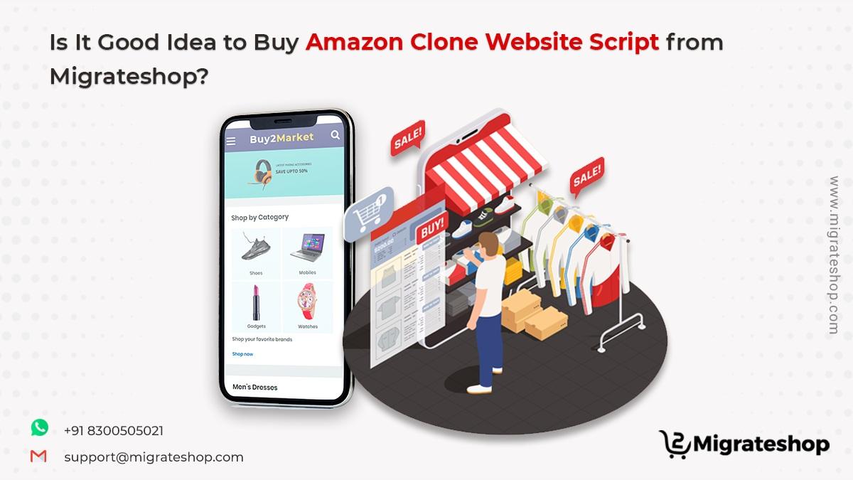 Amazon Clone Website