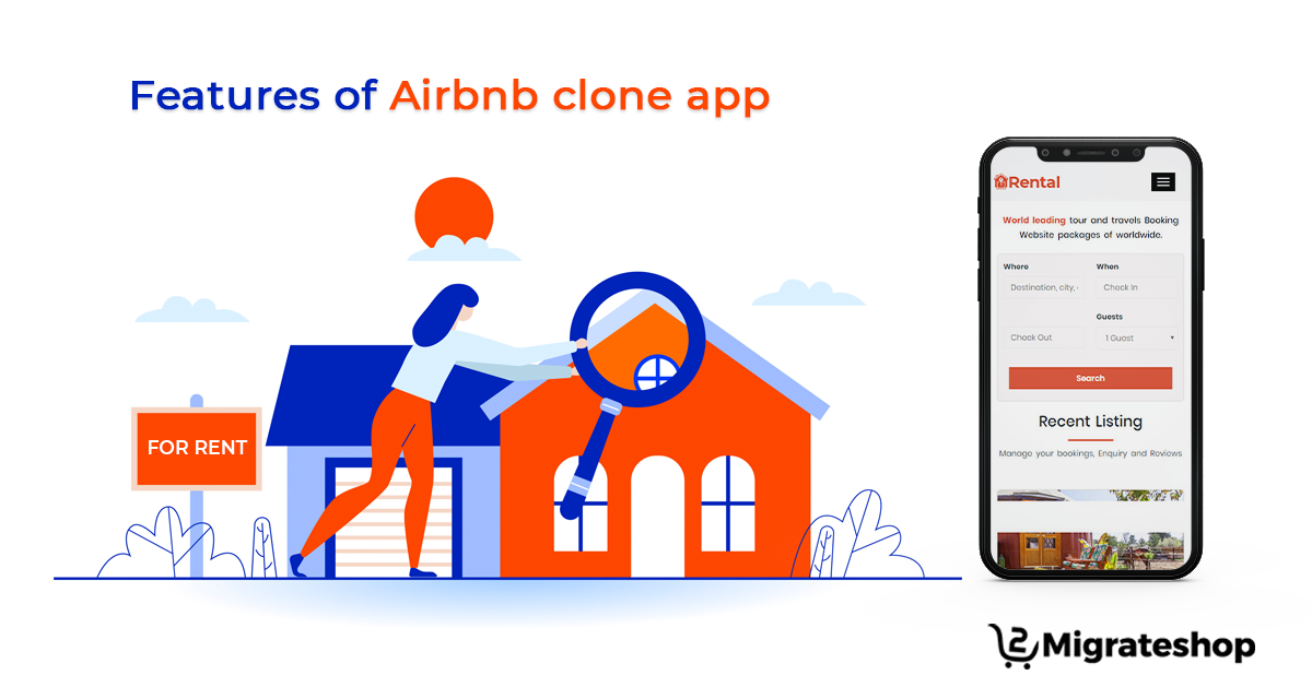 Features-of-Airbnb-clone-app