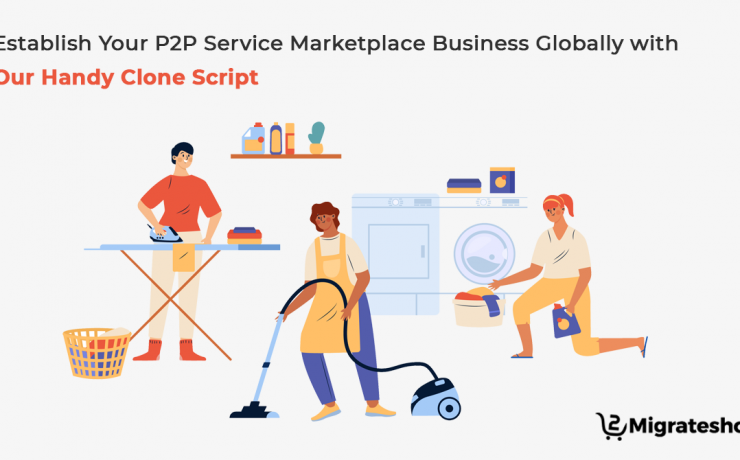 P2P Service Marketplace Business