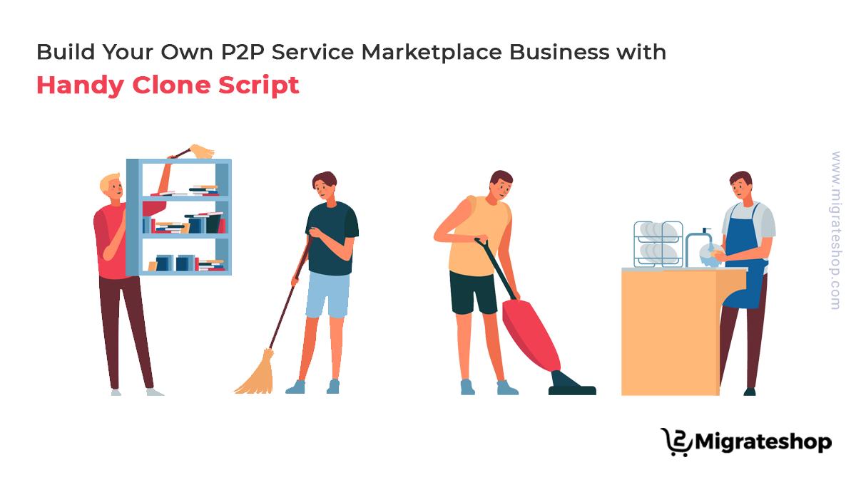 P2P Service Marketplace Business