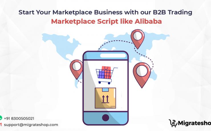 B2B Trading Marketplace Script
