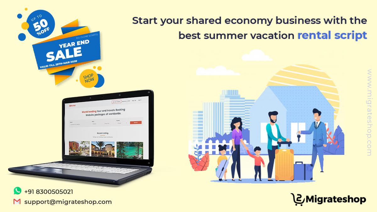 Summer Vacation Rental Script