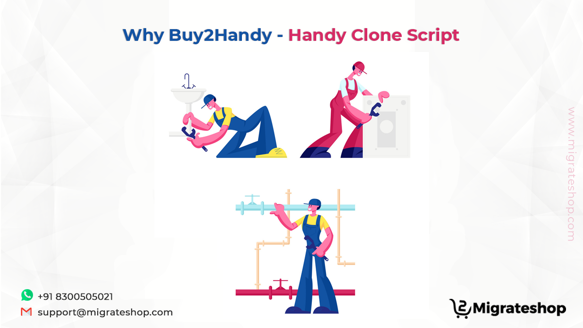 Why Buy2Handy – Handy Clone Script-Home Service PHP Script