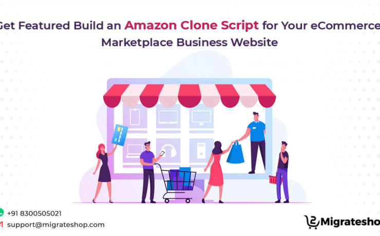 Build an Amazon Clone