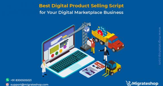 Digital Product Selling Script