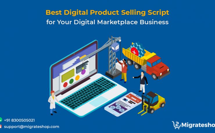 Digital Product Selling Script