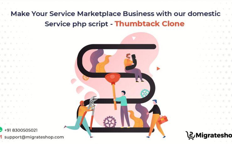 Domestic Service PHP Script