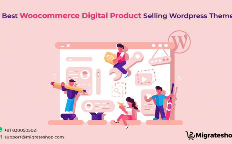 Digital Product Selling WordPress Theme