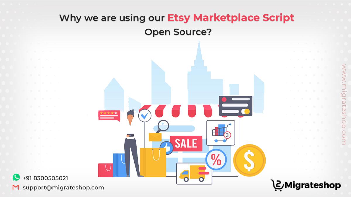 Etsy Marketplace Script