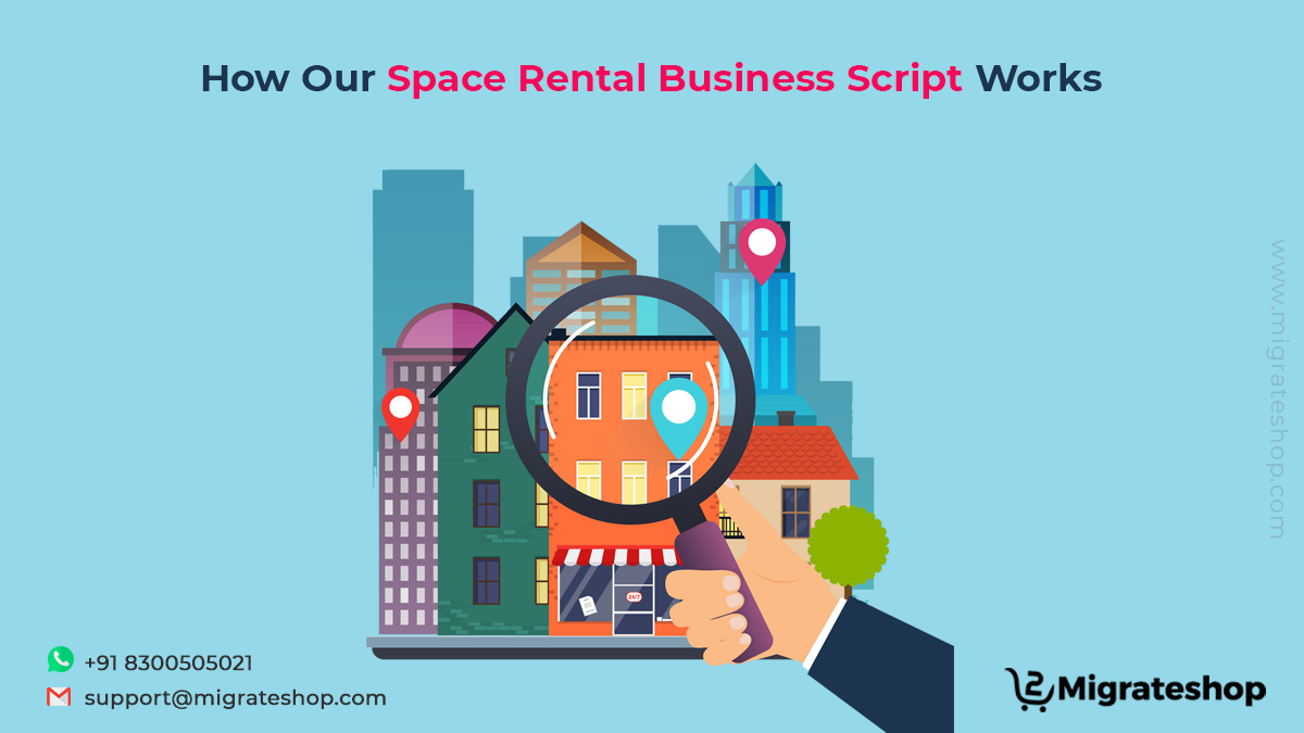 How Our Space Rental Business Script Works