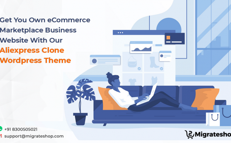 Aliexpress Clone WordPress Theme