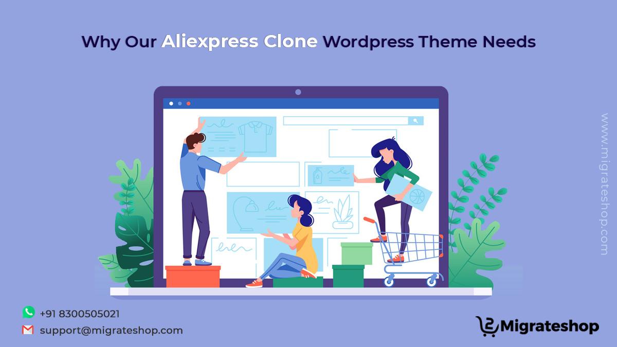 Aliexpress Clone