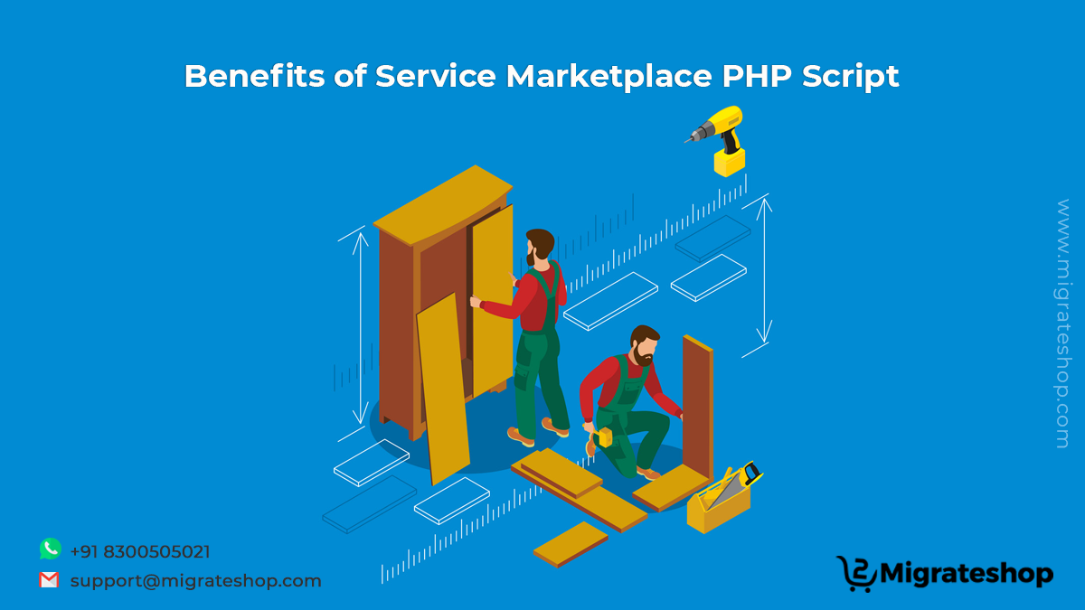 Benefits of Service Marketplace PHP Script