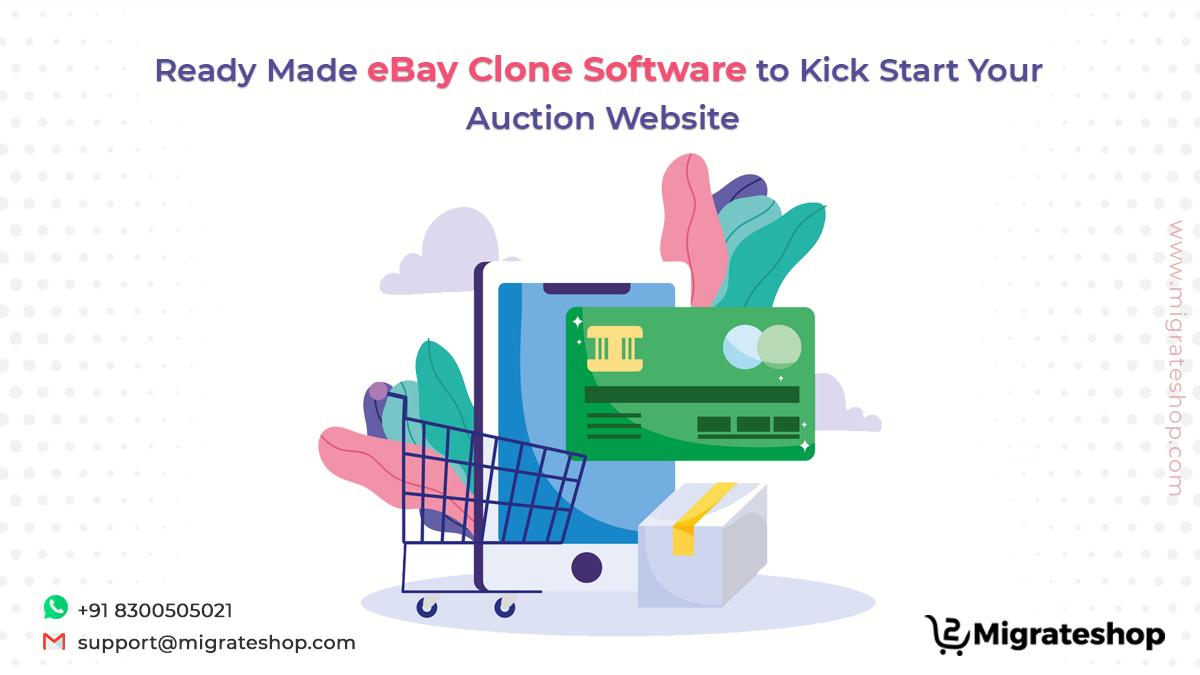 Best ebay clone software