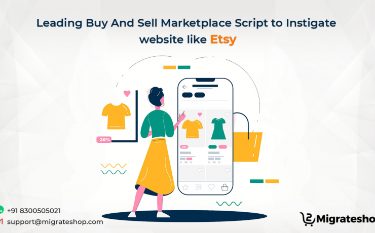 Buy and Sell Marketplace Scirpt - Esty clone script