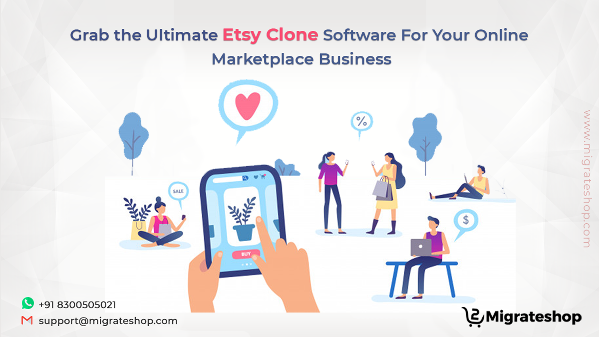 Etsy Clone Software
