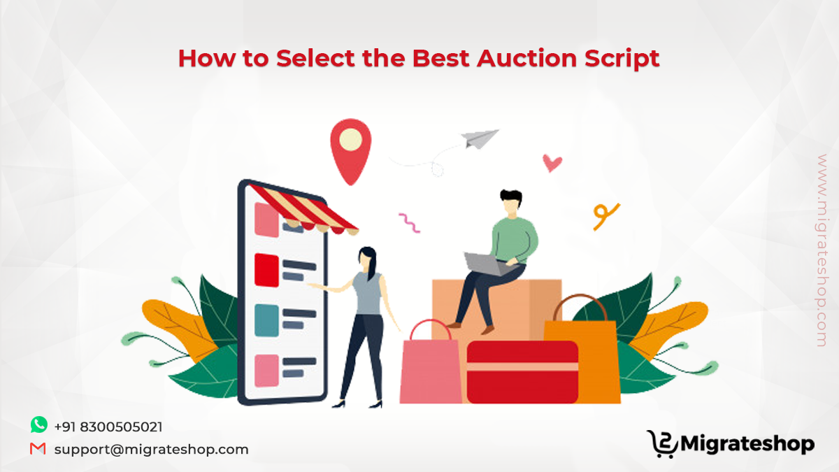 How to Select the Best Auction Script