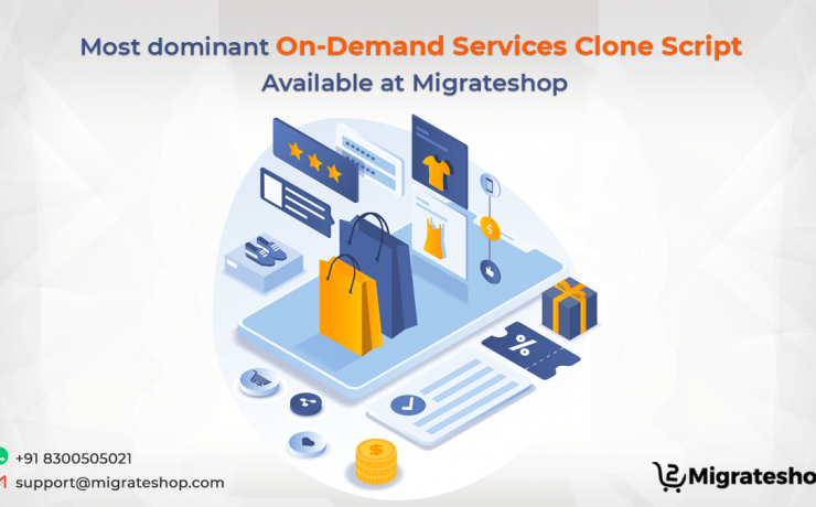 On-Demand Services Clone Script