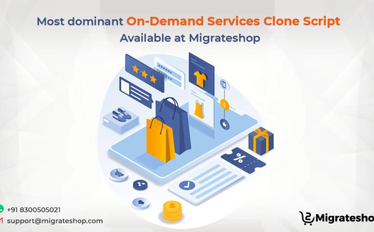 On-Demand Services Clone Script