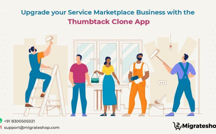Thumbtack Clone App
