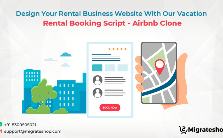 Vacation Rental Booking Script