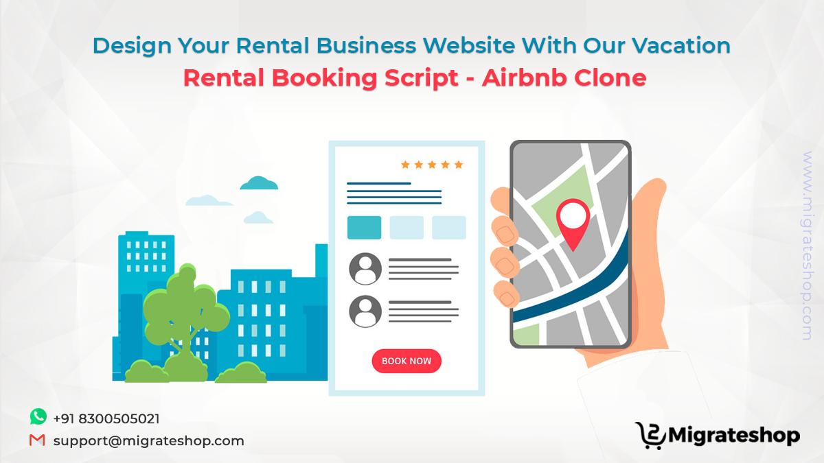 Vacation Rental Booking Script