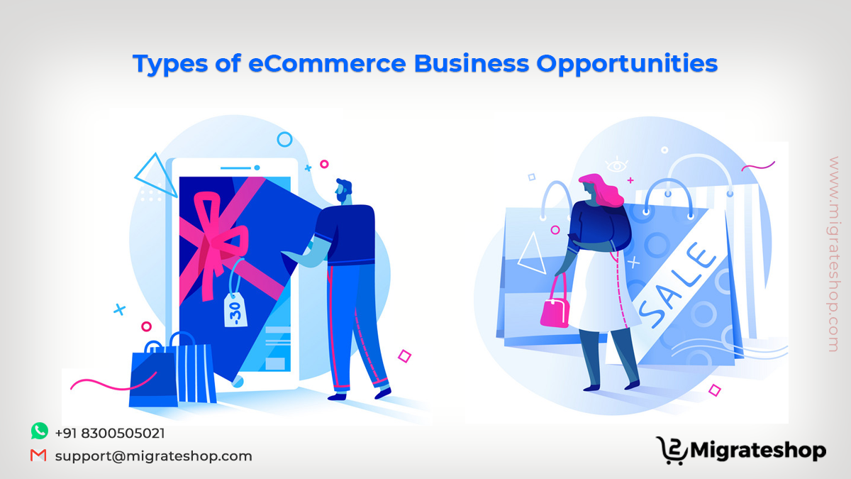 eCommerce Business Opportunities Migrateshop
