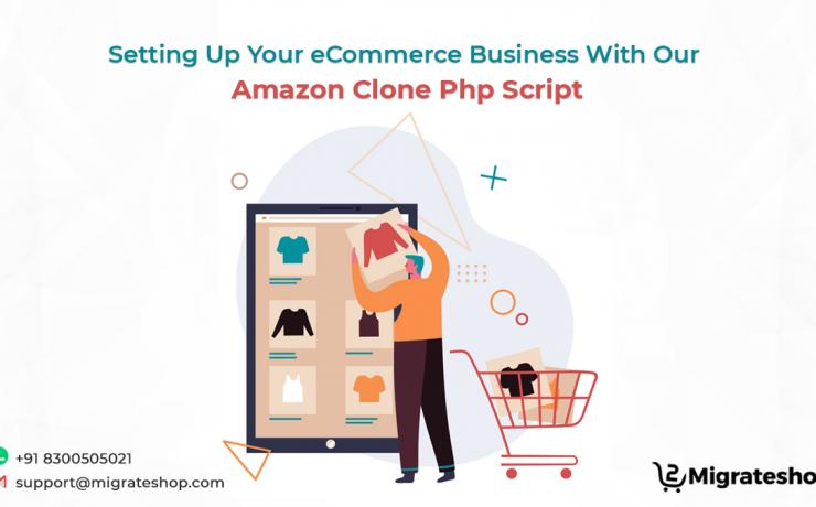 Amazon Clone Php Script