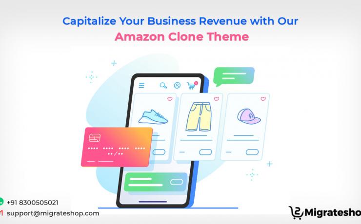 Amazon Clone Theme