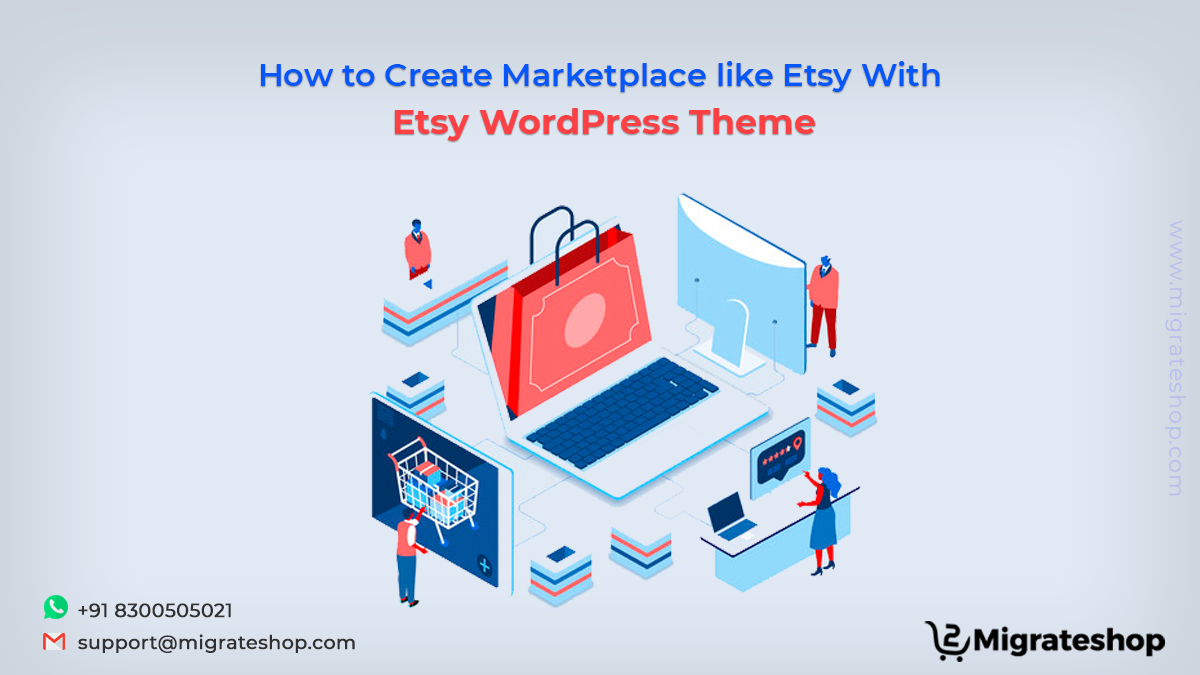 How to Create Marketplace like Etsy With Etsy WordPress Theme