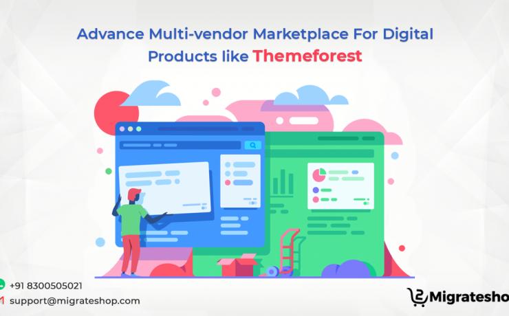 Multi-vendor Marketplace For Digital Products