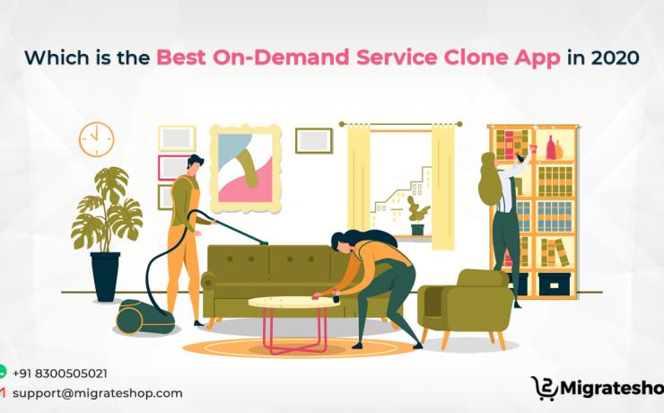 On-Demand Service Clone App