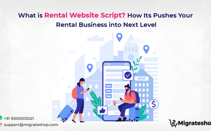 Rental Website Script