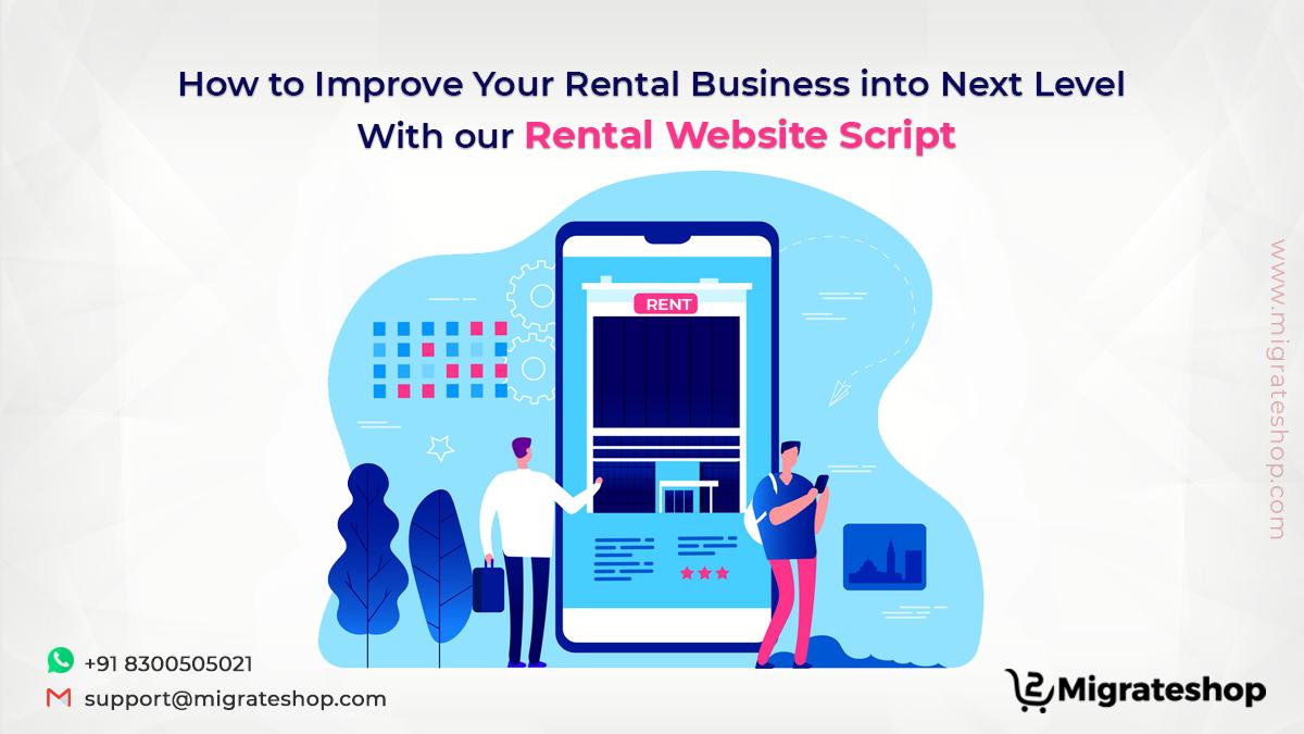 Rental Website Script - Airbnb