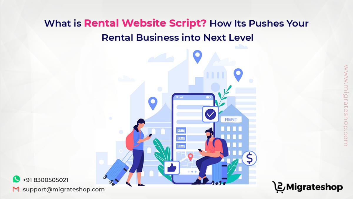 Rental Website Script