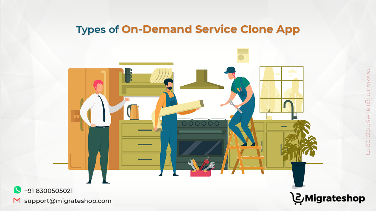 Service Clone App