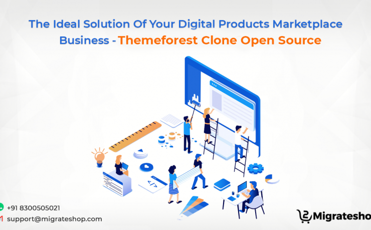 Themeforest Clone Open Source